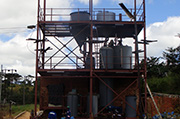 Zimbabwe desorption and electrolysis project