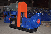 Wear-resistent slurry pump