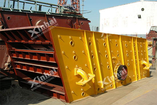 Round Vibrating Screen