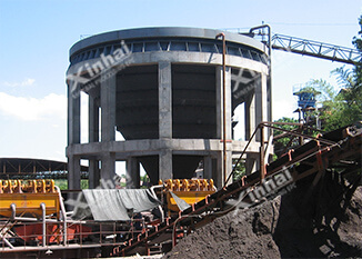 Hainan Tungsten Ore Dressing Project