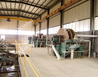 Iran 300tpd Chrome Processing Plant