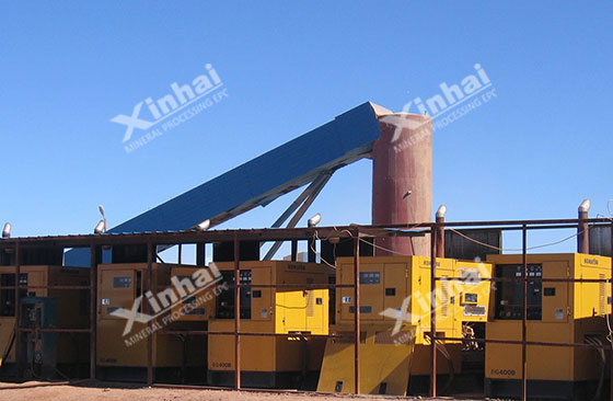 Mongolia-1000tpd-gold-ore-processing-project