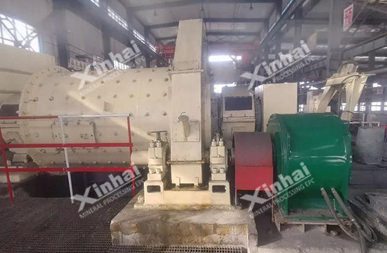 Xinhai-ball-mill-machine