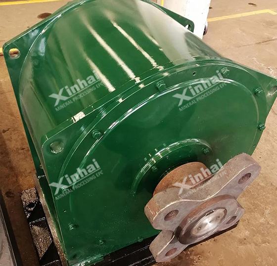 drive-system-of-Xinhai-ball-mill-machine