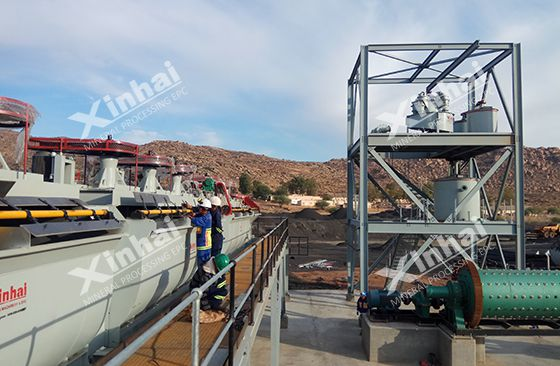 2019.06.10 South Africa Fox 300TD processing plant photo (15)
