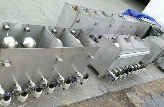 Sichuan 1500TPD spodumene ore processing plant Pic1