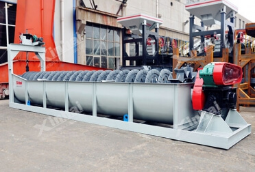 High Weir Spiral Classifier