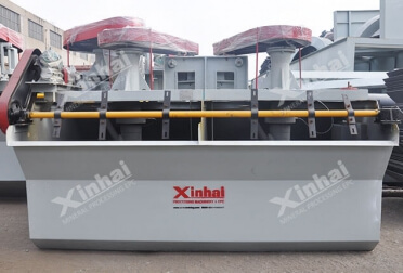 clf flotation machine