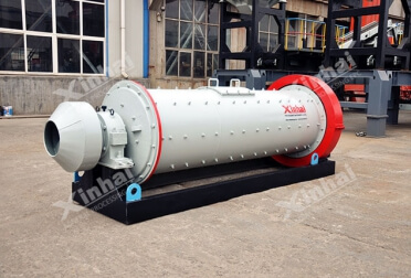 Cylinder Energy-Saving Overflow Ball Mill