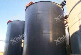 Leaching Agitation Tank