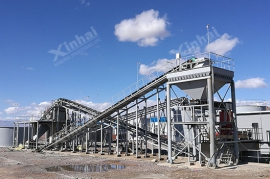 Silver Flotation Production Line