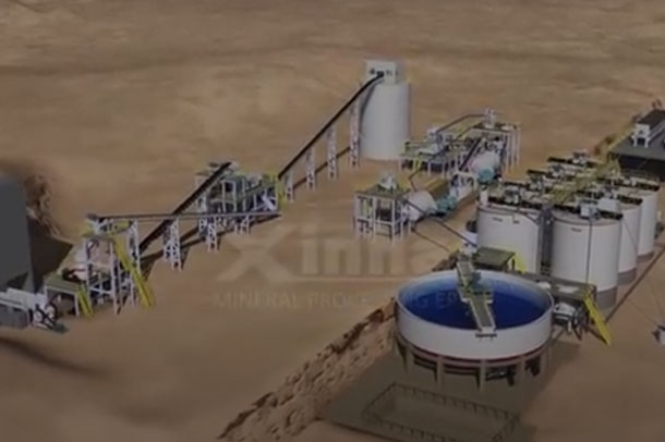 Induction to Main Equipment and Solution Used in Gold Processing Plant Project